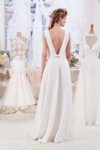 Robe de mariée des créatrices Atelier emelia (Acanthe)