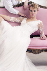Robe de mariée l'Atelier emelia (adele)