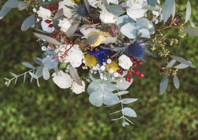 Bouquet de mariée Marjorie Mariage à Périgueux