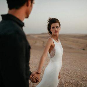 Robe de mariée originale - By Romance à Périgueux