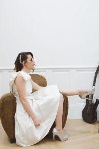 robe de mariée EMMA(Ambre) à Périgueux