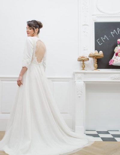 robe de mariée bohême champêtre EMMA(Mathilde) à Périgueux