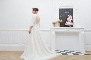 robe de mariée EMMA(Ambre) en Dordogne