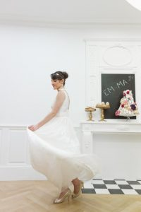 robe de mariée champêtre EMMA(Meloee) à Périgueux