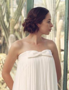 Robe de mariée Elodie Michaud en Aquitaine