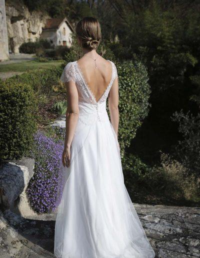 Robe de mariée Elsa Gary (Quartz) à Périgueux