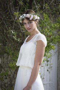 robe de mariée Elsa Gary (Amethiste) à Limoges