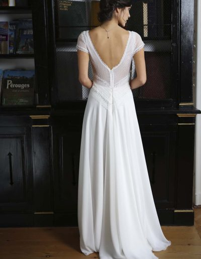 Robe de mariée Elsa Gary (Beryl) en Dodogne