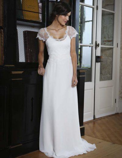 robe de mariée Elsa Gary (Saphir) à Périgueux Marjorie Mariage