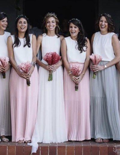 Jupe invitées mariage ou demoiselles d'honneur Les petites jupes de Prune en Dordogne