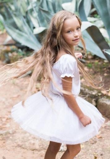 Robe mariage enfant Les petits inclassables à Périgueux en Dordogne