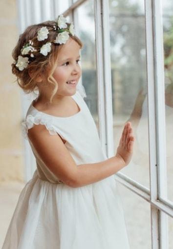 Robe mariage enfant Les petits inclassables à Périgueux