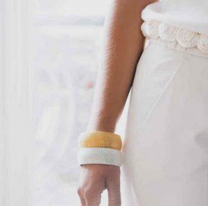 bracelets de mariée Maison Guillemette à Périgueux Marjorie Mariage