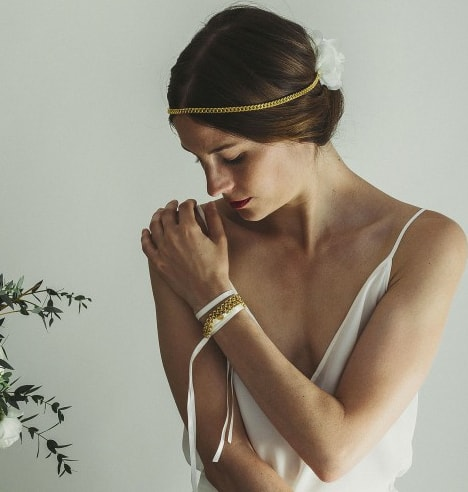 bijoux mariage Maison Guillemette en Dordogne