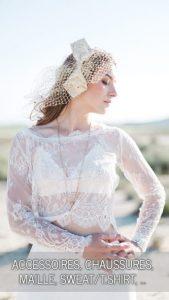 Robes et accessoires de mariage à Périgueux