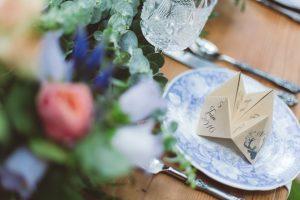 Décoratrice de tables de mariage en Dordogne.
