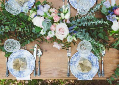 Table de mariage en Dordogne à Périgueux.