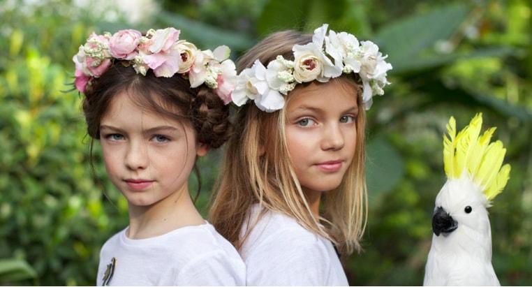Couronne enfant mariage - OBI OBI en Dordogne