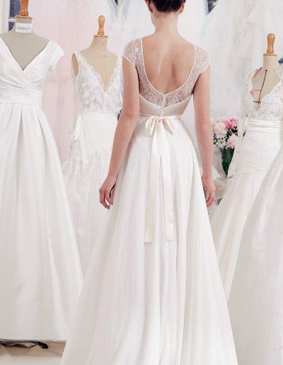 Robe de mariée des créatrices atelier emelia 2(Alice) à Périgueux