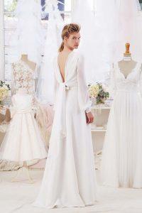 Robe de mariée atelier emelia créateurs