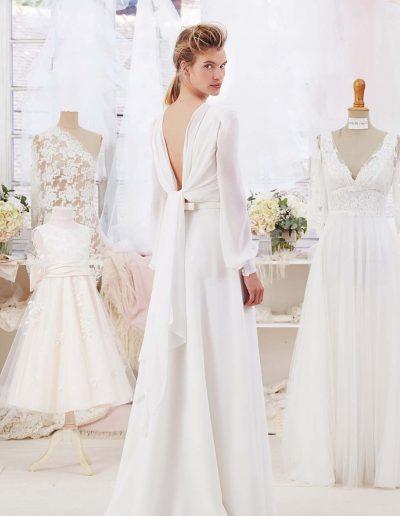Robe de mariée atelier emelia créateurs à Périgueux