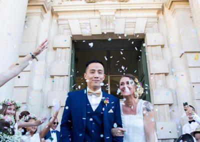 Mariée 2018 Marjorie mariage