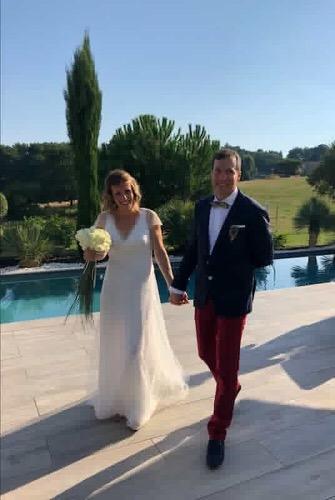 Robe de mariage Elsa Gary